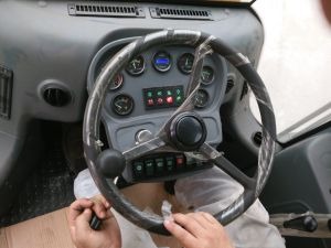 3 Ton Wheel Loader Quick Change and Joysticks with Cummins Engine Zl936 pictures & photos