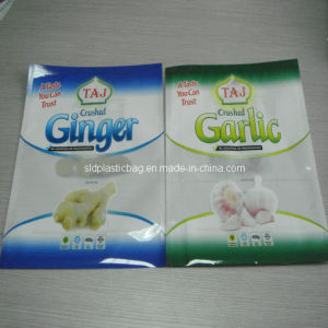 Supply Top Quality Food Plastic Bag for Vegetable (L155) pictures & photos