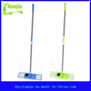 Cheaper Cleaner Hot Selling Microfiber Flat Mop pictures & photos