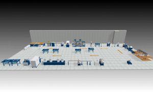 UPVC Window Line, PVC Window Production Line