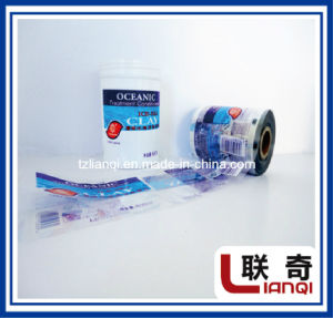Heat Transfer Film for Plastic Stickers pictures & photos