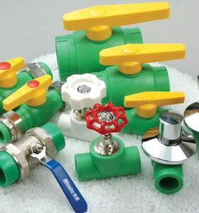 PPR Pipe Valve pictures & photos