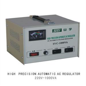 220V Single Phase Voltage regulator/ voltage stabilizer pictures & photos