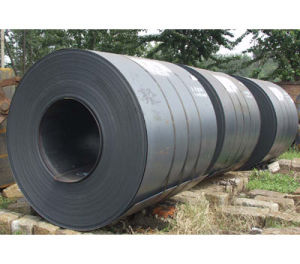 Hot Rolled Carbon Steel Coil of Q235, 345, Ss400 pictures & photos
