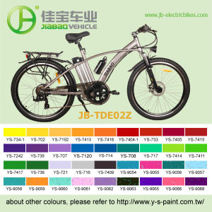 Globally Popular 36V/10ah Lithium Battery Mountain Bike (JB-TDE02Z) pictures & photos