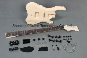 Wholesales High Quality Electric Guitar Bass DIY Kit (38) pictures & photos