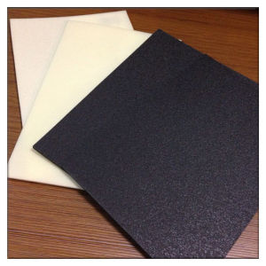 Crosslinked XPE Rubber Foam with Aluminum Foil Lamination pictures & photos