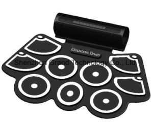 Portable USB MIDI Drum Kit pictures & photos