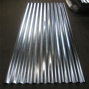 Building Material Steel Products Galvanized Roofing Corrugated Roofing Sheet pictures & photos