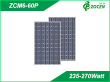 270W Mono Crystalline Solar Panel pictures & photos