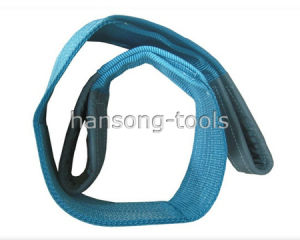 Flat Webbing Sling pictures & photos