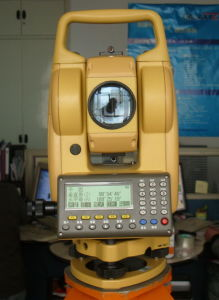 Construction Total Station (MTS 602)