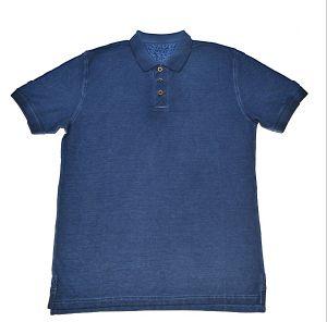 Man′s 100% Cotton Burn out T Shirt