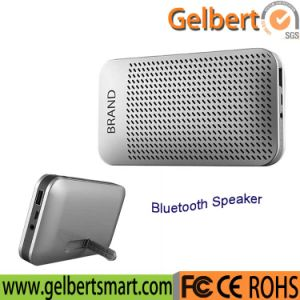Wholesale Bluetooth 2.1+EDR Power Bank Loud Speaker Whith 3000mAh pictures & photos