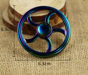 Hot Selling Hand Spinner with 3-4 Minutes Spinner Time (WY-HS11) pictures & photos