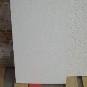 11mm Acoustic Mineral Fiber Ceiling Board (SGS, ISO