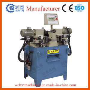 Rt-30sm Pneumatic Full-Automatic Double-Head Deburring Machine pictures & photos