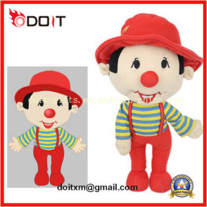 Custom Mascot Soft Kids Rag Baby Stuffed Plush Doll Toy pictures & photos