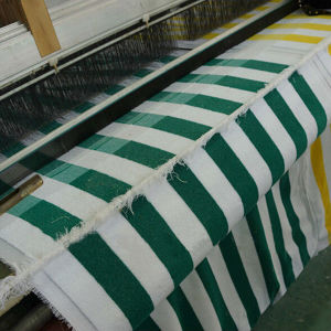 Hot-Selling Absorbent Cotton Stripe Pool Towel 70X140cm (DPF10104) pictures & photos
