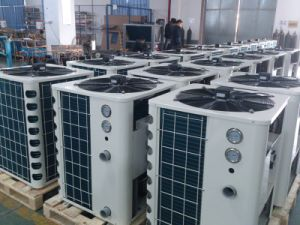 8kw-Swimming Pool Air Source Heat Pump for Hot Water pictures & photos