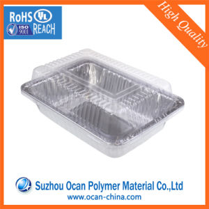 Multi-Extrusion Clear Rigid Pet Sheet for Food Packing pictures & photos