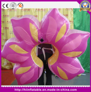 Performance Inflatable Costume Flower Flower Decoration for Stage pictures & photos