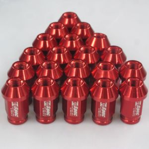 D1spec Short Aluminum Auto Racing Wheel Nuts