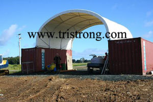 Super 20′ Container Canopy (TSU-2620C) pictures & photos