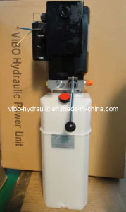 Hydraulic Pump & 220V Hydraulic Two Post Car Lift Power Pack (VAPU-VDCL) pictures & photos