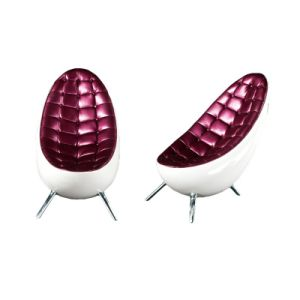 Hot Sale Modern Living Room Furniture Egg Chair (C012) pictures & photos