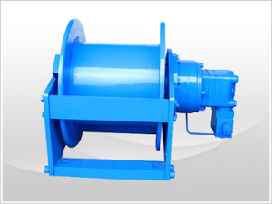 Hydraulic Winch (BG Series)