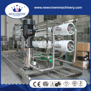Water Reverse Osmosis Water Treatment System with FRP Housing pictures & photos