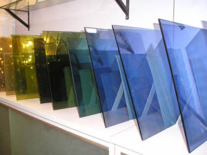 3mm-12mm Coated Glass / Reflective Glass