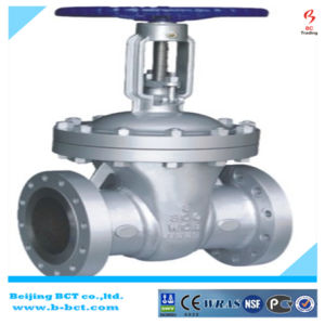 Flanged Stainless Steel Gate Valve for Oil Gas and Water Pn16 Bct-Gv04 pictures & photos