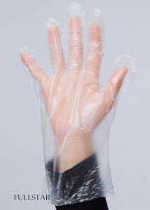 Disposable PE Glove pictures & photos