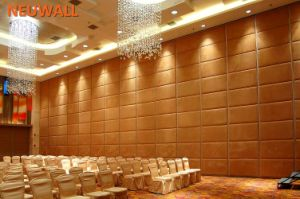 Hotel Movable Partition Walls pictures & photos