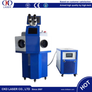 Spot Jewelry Laser Welding Machine for Gold Silver Metal pictures & photos