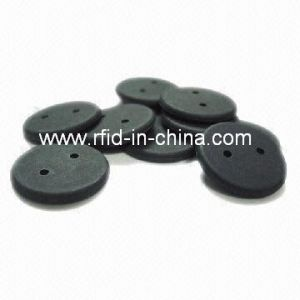Button Size RFID Garment Tag - 02 pictures & photos