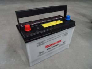 Dry Charge Car Battery Japan Standard 12V70ah pictures & photos