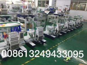 Wonyo Single Head Cap Embroidery Machine for T Shirt Wy1201CS pictures & photos