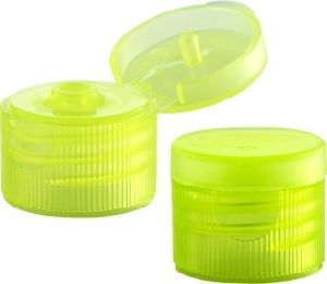 Plastic Flip Top Cap pictures & photos