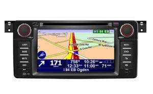 Car DVD Player for BMW X5 (FS-BW805)