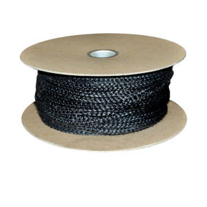 Graphited Glassfiber Rope for Sealing&Insulation pictures & photos