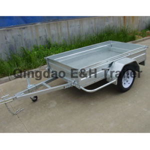 6X4 Box/Cage Trailer of Manufacotry (BT080A) pictures & photos