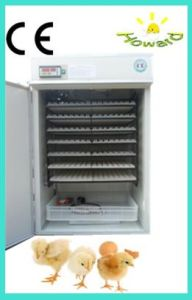 Digital Automatic Chicken Egg Incubators for 1232 Chicken Eggs pictures & photos