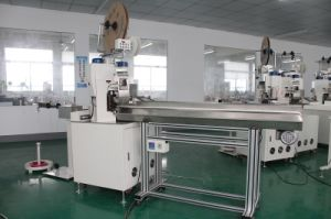 Bozwang-2.0 Automatic Dual-End Terminal Crimping Machine pictures & photos