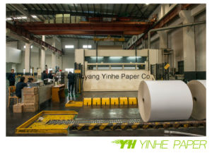 Paper-Fuyang- Well Coated Duplex Board Grey Back Made in China Sheet pictures & photos