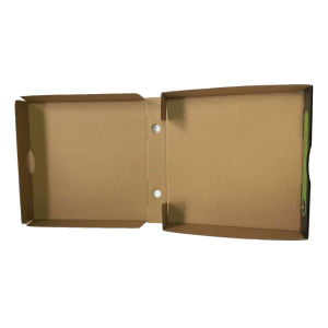 Corrugated Cardboard Pizza Box for Packaging pictures & photos