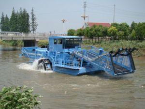 High Efficient Aquatic Plants Harvesting Machinery