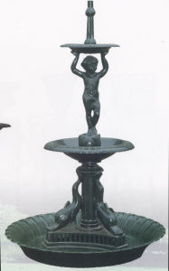 Cast Iron Water Fountain pictures & photos